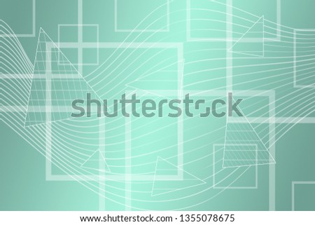 Beautiful mint abstract background. Minty neutral backdrop for presentation design. Green base for website, print, base for banners, wallpapers, business cards, brochure, banner, calendar