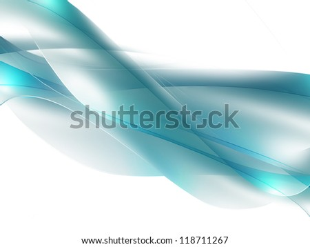 beautiful modern background with abstract smooth lines