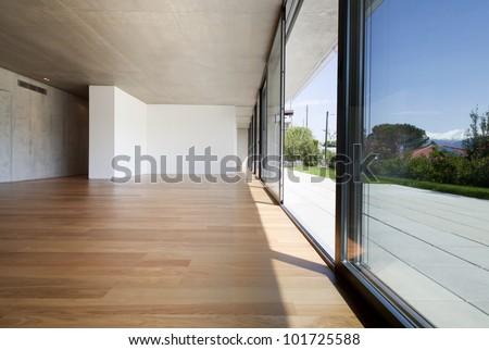 Beautiful modern open space