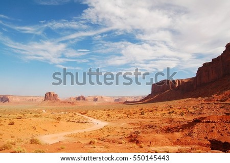 Beautiful Monument Valley