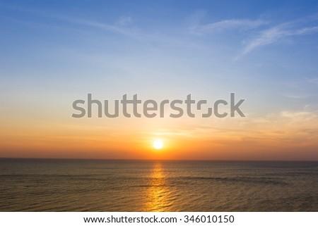 Beautiful morning sun light. #346010150