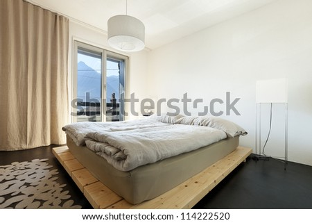 beautiful mountain home, bedroom