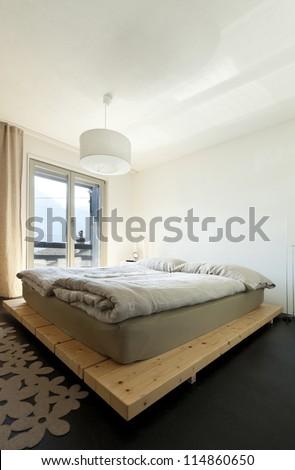 beautiful mountain home, bedroom