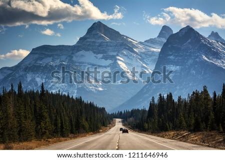 Beautiful mountains scenery  #1211646946