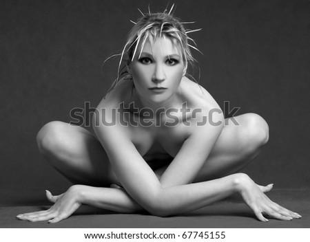 beautiful naked girl