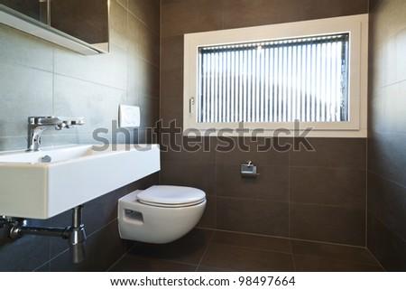 beautiful new  apartment, interior, bathroom