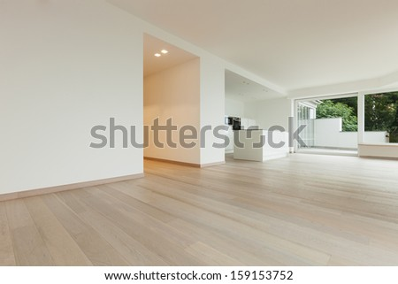 beautiful new apartment, modern interior #159153752