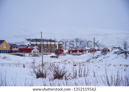 Beautiful Norway in winter #1352119562