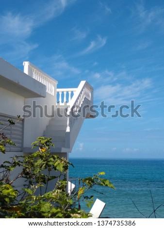 Beautiful Ocean View #1374735386