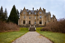 Beautiful old Scottish Country House