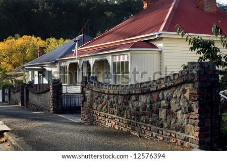 Australian Weatherboard Houses