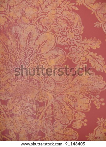 Beautiful ornamented oriental style background.