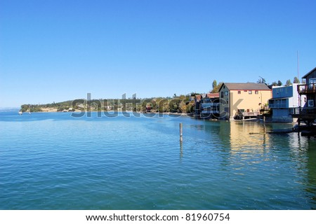 Beautiful Penn Cove and Waterfront, Coupeville