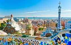 Beautiful Place City in Spain
