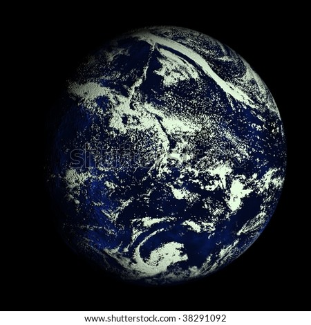 Beautiful Planet Earth # 6