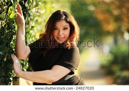 фото полных красивых женщин