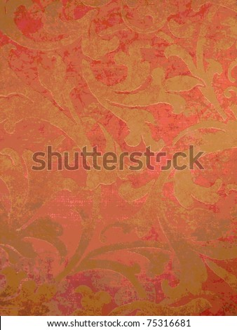 Beautiful pop art oriental style red tile. More of this motif & more backgrounds in my port.