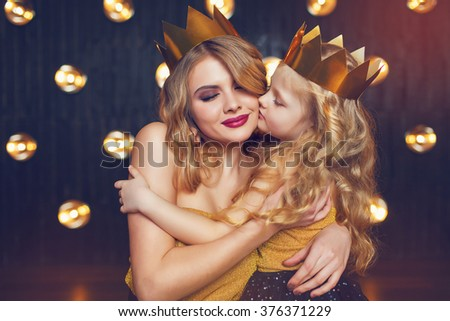 stock-photo-beautiful-princess-mother-an