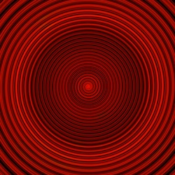 Beautiful red twirl abstract Background