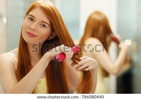 Pretty red head girls, hema malni in nude