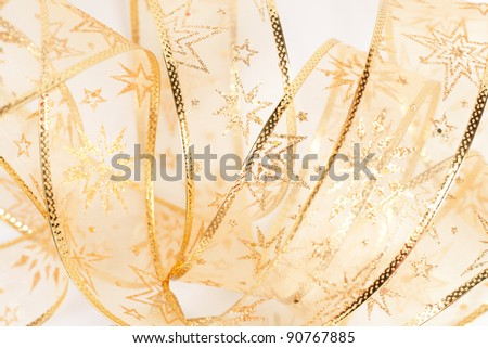 Beautiful ribbon for decoration. Can be used as background