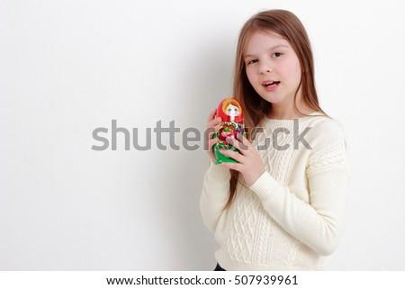 Not Russian teen lollipop was