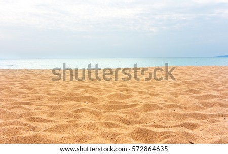 beautiful sand beach #572864635
