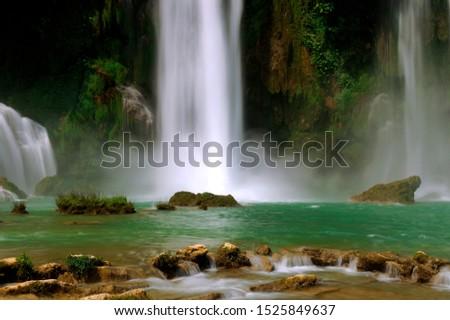Beautiful scenery of Vietnam. Beautiful scenery of Vietnam #1525849637