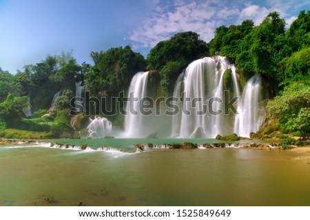 Beautiful scenery of Vietnam. Beautiful scenery of Vietnam #1525849649