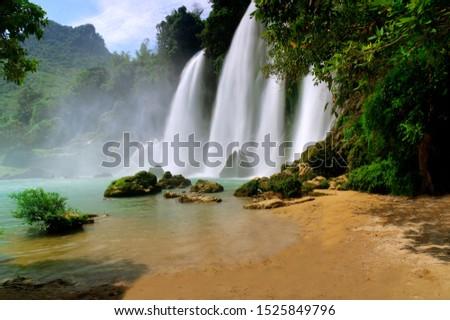Beautiful scenery of Vietnam. Beautiful scenery of Vietnam #1525849796