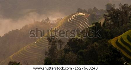 Beautiful scenery of Vietnam. Beautiful scenery of Vietnam #1527668243