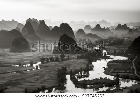 Beautiful scenery of Vietnam. Beautiful scenery of Vietnam #1527745253