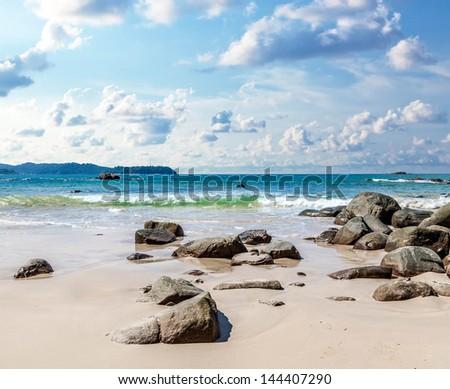 Beautiful sea landscape #144407290