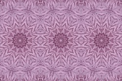 Beautiful seamless pattern with knitted mandalas. Print for fabric and textile.