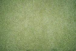 Beautiful short green grass floor pattern close up, Grass field for golf court, football field and other sport field.