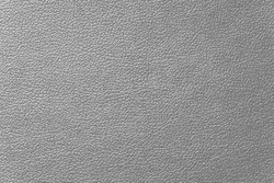 beautiful silver leather texture background, close up detail of flat leather white gray color, background of beautiful animal skin grey color texture, seamless of leather style gray color