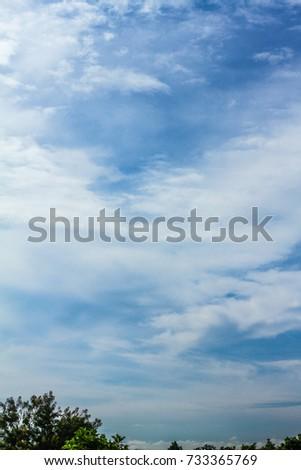 Beautiful sky #733365769