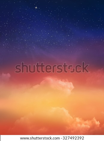 Beautiful sky background #327492392