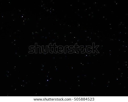 Beautiful stars in the sky background #505884523