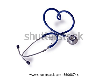 Beautiful stethoscope