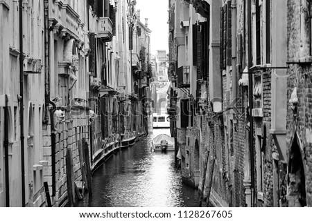 beautiful street of venice....