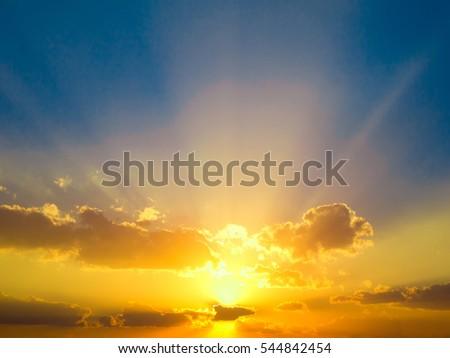 Beautiful Sunrise  #544842454