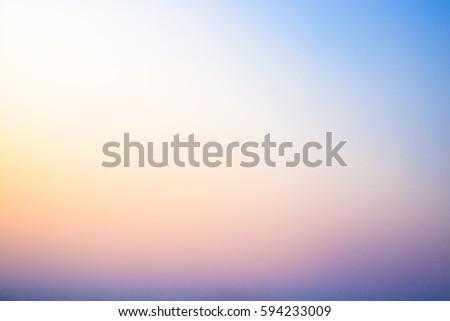 Beautiful Sunset gradient #594233009