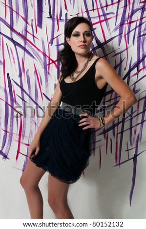Free Photos Beautiful Tall Brazilian Woman In A Little Black Dress