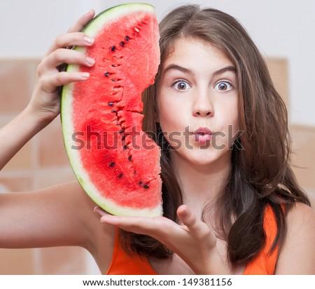 image of fresh teen