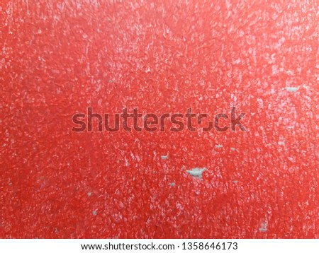 beautiful texture from old wall with red color #1358646173