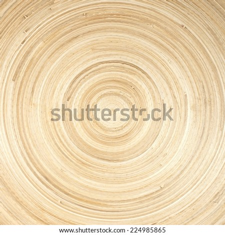 beautiful texture of natural modern wood circle rings