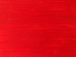 Beautiful texture of wooden. Red color design. Copy Space.