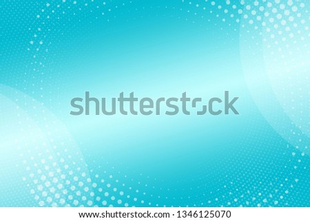 Beautiful turquoise abstract background. Cyan neutral backdrop for presentation design. Blue base for website, print, basis for banners, wallpapers, business cards, brochure, banner, calendar, graphic