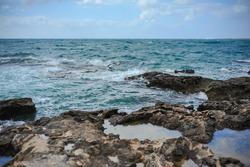 Beautiful view of sea